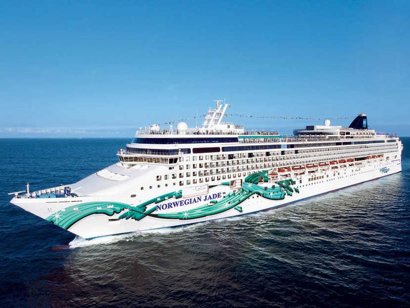 Norwegian Jade, Norwegian Cruise Lines