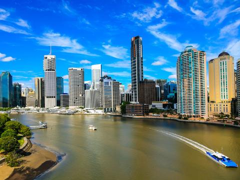 Brisbane (Queensland, Australien)