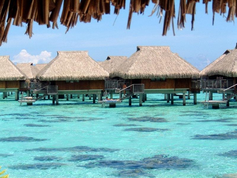 Муреа французская полинезия