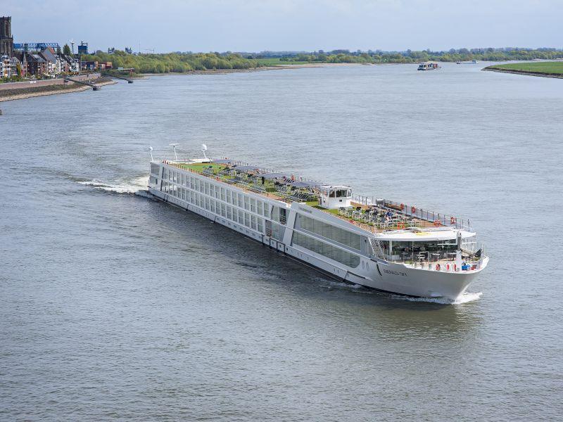 Emerald Star Flusskreuzfahrten Deckplan Und