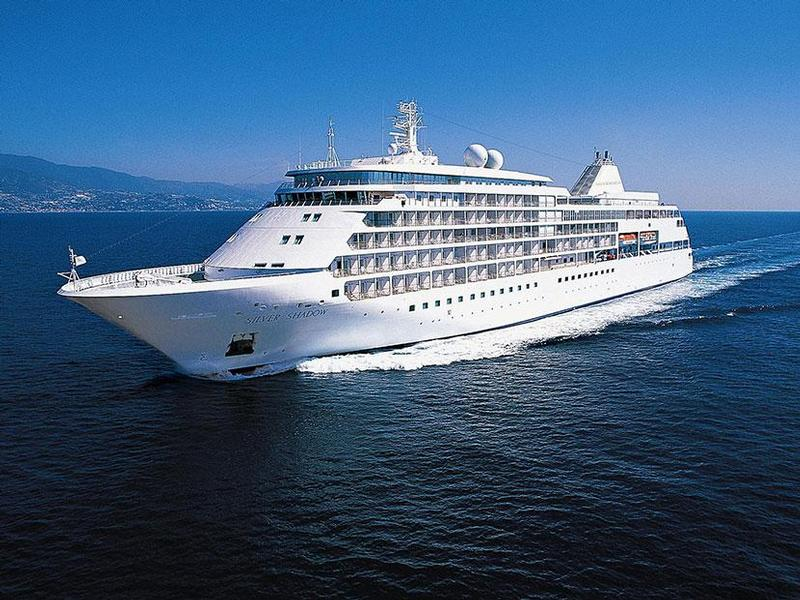 Silver Shadow Kreuzfahrten Schiffsbewertungen Und Deckplan