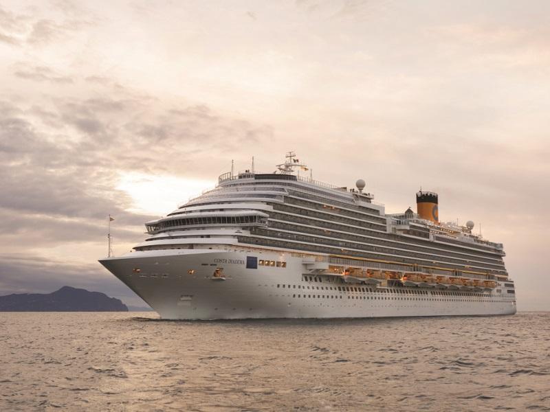 Costa diadema kreuzfahrten deckplan und schiffsbewertungen for Deckplan costa diadema